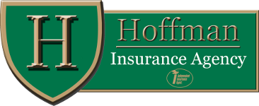 The Hoffman Insurance Agency Logo